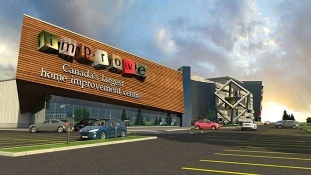 four(two recently leased through me, Two more available) retail units for lease at Improve Canada. Calling all home improvement business owners!
